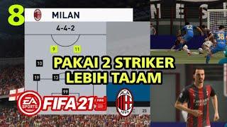 Formasi 4 4 2 Makin Gacor - AC Milan Career Mode (8)