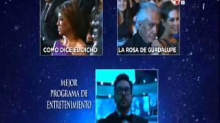 Video Barbara Torres y Arturo Carmona Entregan Premio a Mejor Serie  en Premios TVyNovelas download MP3, 3GP, MP4, WEBM, AVI, FLV Juli 2018