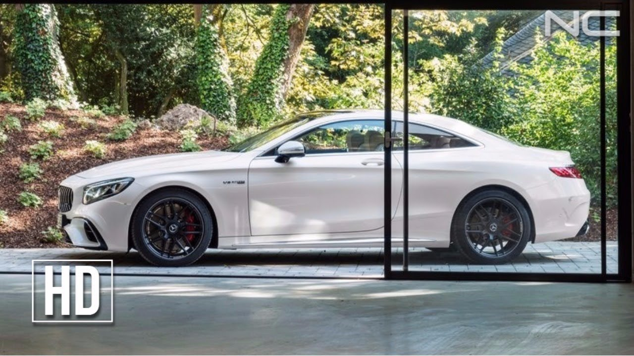 2018 MERCEDES S63 AMG COUPE - YouTube