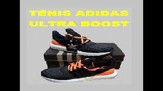 911601d6b68 RÉPLICA do Tênis Adidas ULTRA BOOST ENDLESS ENERGY