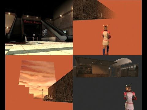 Silent Hill 3: Shopping Mall OoB Exploration