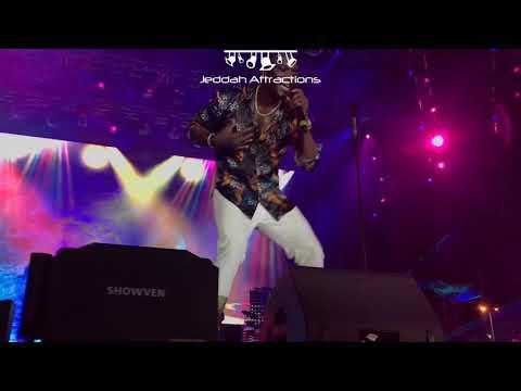 Highlights of AKON concert - Saudi Arabia 2019 حفل الفنان أكون - الشرقية