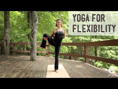 Yoga for Flexibility: Bendy Body Nimble Mind (open level)