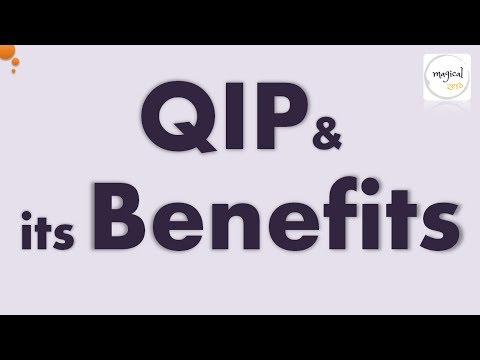 What is QIP | Qualified Institutional Placement | Benefits of QIP for Retail Investors