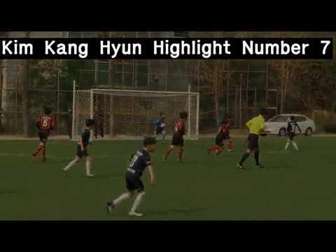 Soccer Play Highlights 2016 - Kang Hyun