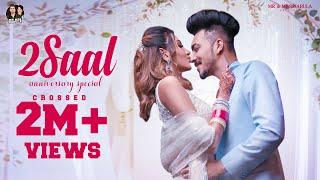 2 Saal (Video Song) Anniversary Special | Mr Mrs Narula | Magic | Mehak Jain | Latest Punjabi Songs