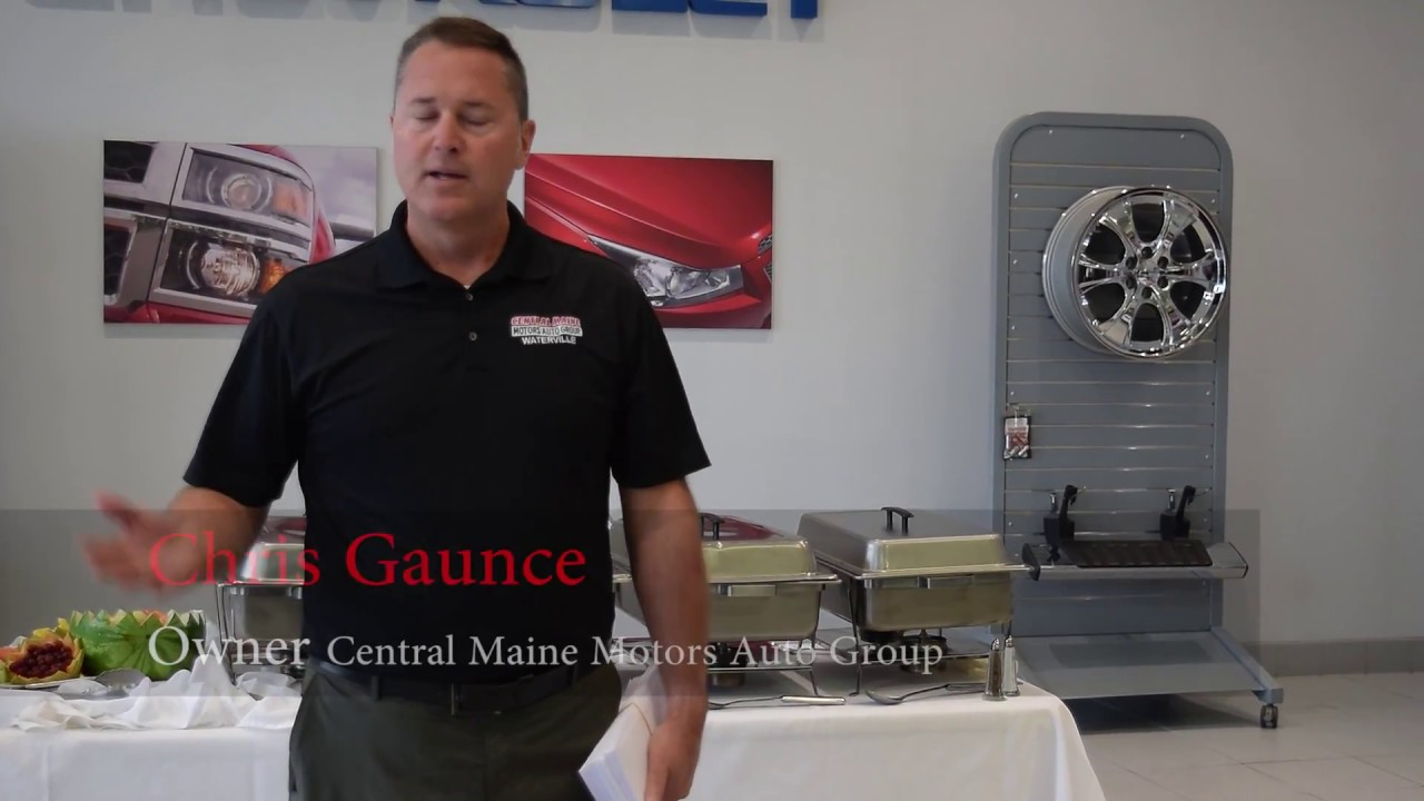 Central Maine Motors >> Mark Of Excellence Award Central Maine Motors Chevy Buick