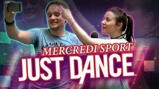 Mercredi Sport : JUST DANCE avec Aayley & Zouloux