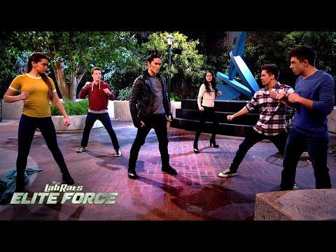 BooBoo Stewart Guest Stars | Lab Rats Elite Force | Disney XD