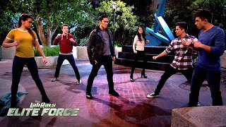BooBoo Stewart Guest Stars | Lab Rats Elite Force | Disney XD