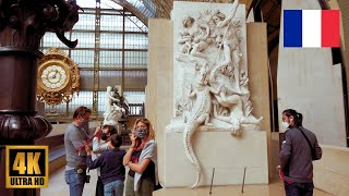 【4K】Discover Musée d'Orsay in Paris | September 2020 Ultra HD (2160p 50fps)