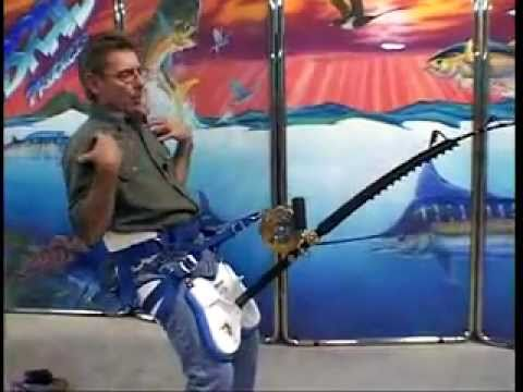 Stand Up Fishing Techniques From Dennis Braid