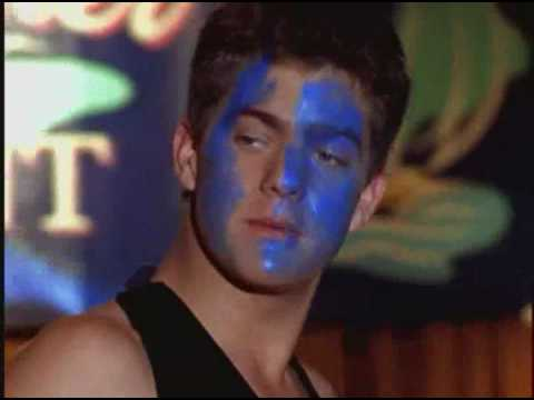 Pacey as Braveheart
