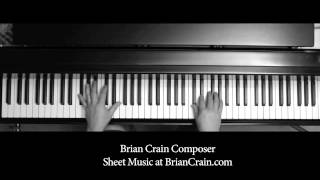 Brian Crain - Dream of Flying (Overhead Camera)