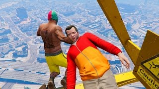 GTA 5 Crazy & Fail Compilation #9 (GTA V Funny Moments)