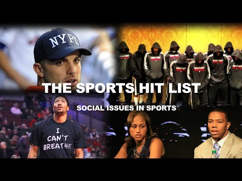 SOCIAL ISSUES SPORTS: THE SPORTS HIT LIST