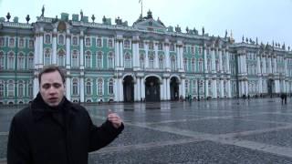 Байки Петербурга - Дворцовая площадь