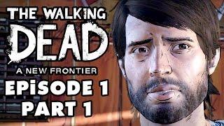 The Walking Dead: A New Frontier - Season 3 Episode 1: Ties That Bind - Gameplay Walkthrough Part 1