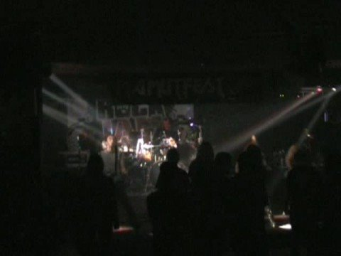 Amortez - Lady Anne live
