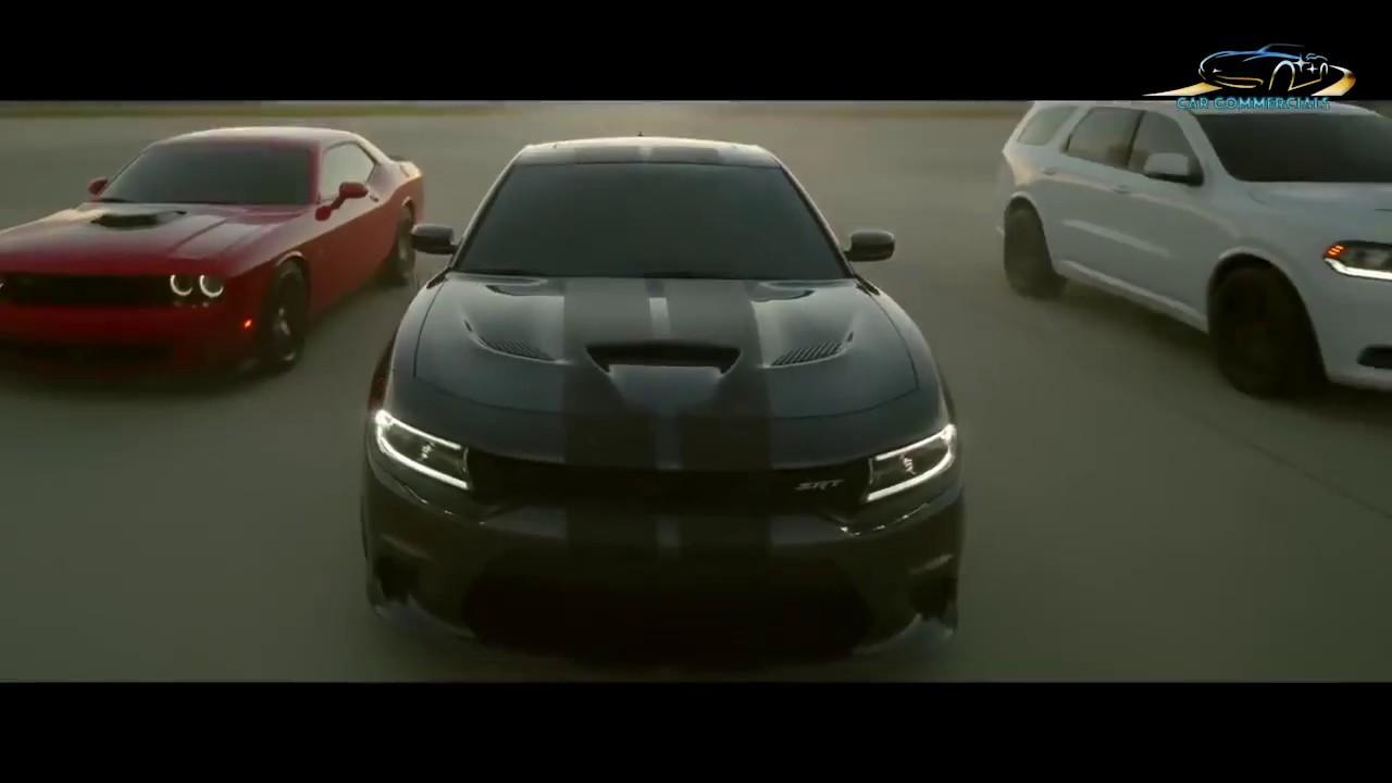 Dodge Challenger Hellcat >> Dodge Charger Commercial 2017 Vin Diesel | HD - YouTube