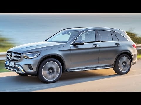 2019 Mercedes GLC - SUV That Combines Outstanding On And Off-Road Driving