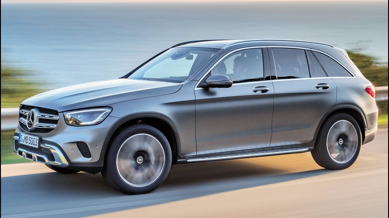 2019 Mercedes Glc Suv That Combines Outstanding On And Off Road