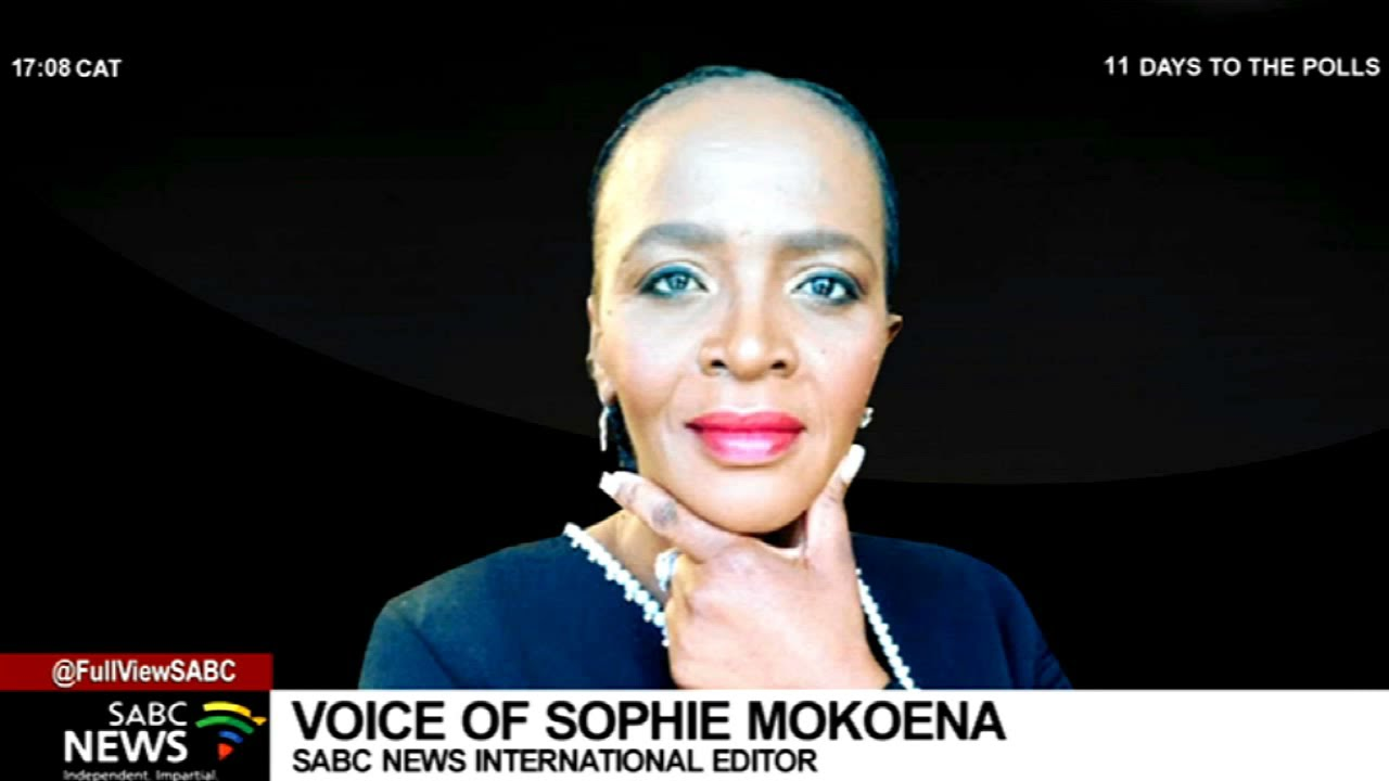 Download Situation is still tense in the Kingdom of Eswatini: Sophie Mokoena