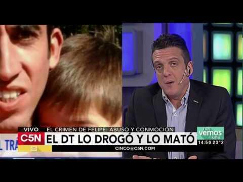 C5N - Uruguay: el DT lo drogó, abusó y lo mató