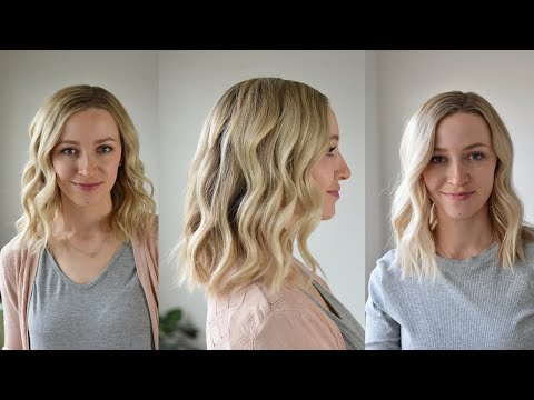 How to Curl Short Hair + How I Make Curls Last 7 Days! | Q's Hairdos | Tessi's Hairstyle