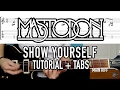 Show Yourself Mastodon 3 Min Tutorial Tabs mp3