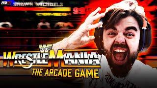 SUFRIENDO en WWF WrestleMania: The Arcade Game!