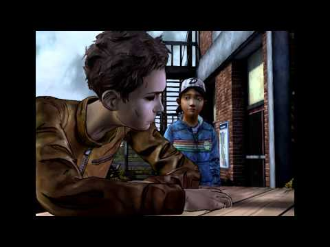 Sid Plays: The Walking Dead: Season 2: Episode 4: Part 2: Observation Deck