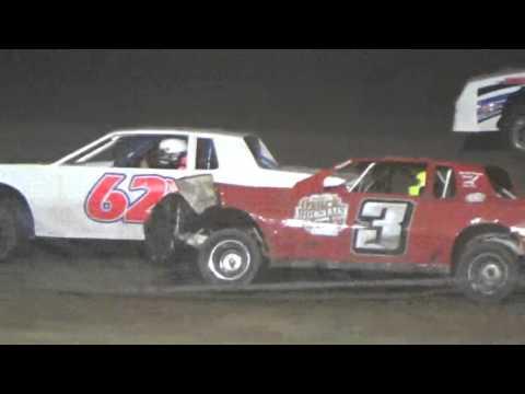 Ark La Tex Speedway part 3 Factory stock A feature 9/26/15