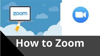 How to Use Zoom - Basics