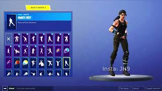 "New *LEAKED* ""Fancy Feet"" Emote Coming Soon to Fortnite!"