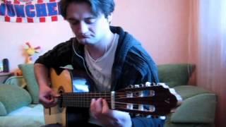 Луч солнца золотого (Гитара)