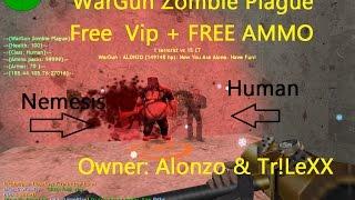 Counter strike 1 6 Зомби сервер FREE VIP+ADMIN+HOOK+Джетпаак #131