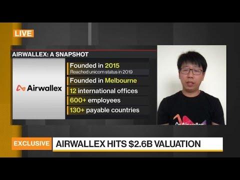 Airwallex Raises $100 Million in New Funding
