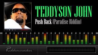 Teddyson John - Push Back (Paradise Riddim) [Soca 2013]