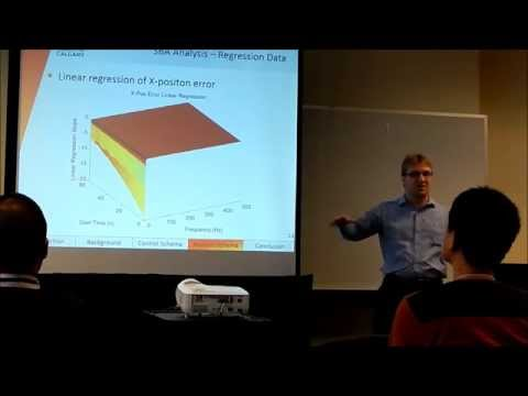 2015 UCalgary Mechanical Engineering Graduate Conference Presentation