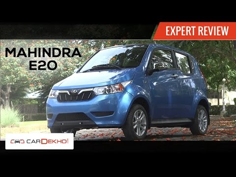 Mahindra e2o Plus | Expert Review | CarDekho