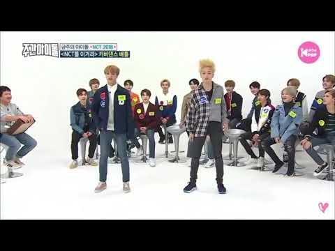 NCT Haechan Jisung cover dance move Taemin