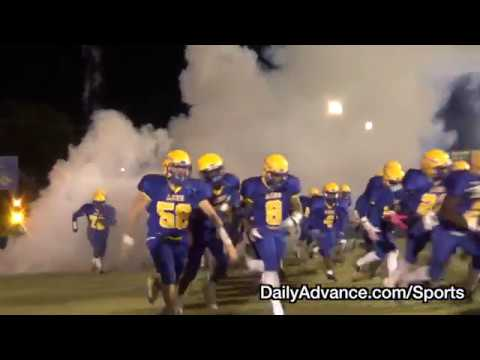 The Daily Advance | 2017 High School Football | Manteo at Edenton | 1AA state playoffs
