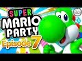 Super Mario Party Gameplay Walkthrough   Episode 7   River Survival Completed  Yoshi   Switch