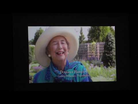 Preserving the Architectural Garden - Part 4 - Sarah Vance, the Blue Garden