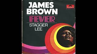 JAMES BROWN fever POLYDOR french SP