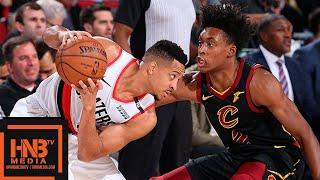Cleveland Cavaliers vs Portland Trail Blazers Full Game Highlights | 01/16/2019 NBA Season