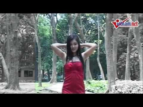 Girl xinh 9X nhún nhảy Nobody but you - Wonder Girls
