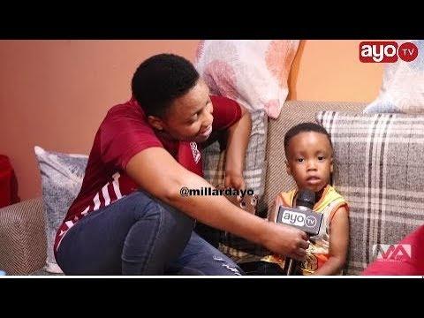 Mtoto aliyemuimbia Kagere apewe raha azungumza, haipendi Yanga Mama afunguka