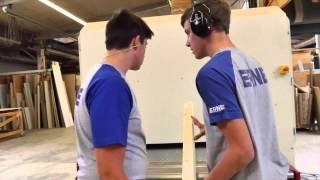 Lehrstelle als Schreiner-in EFZ bei der Firma Erne AG Holzbau